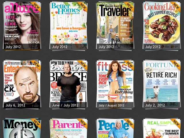 How magazine apps are finding their feet