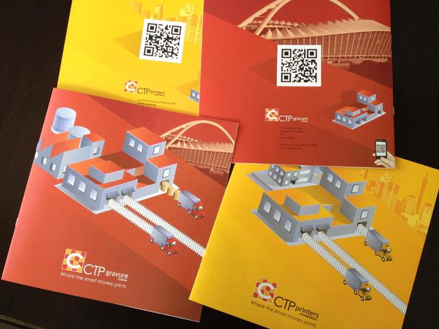 CTP brochures