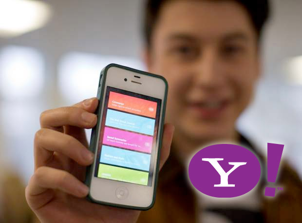 Yahoo!'s Summly app purchase shows traditional media the way
