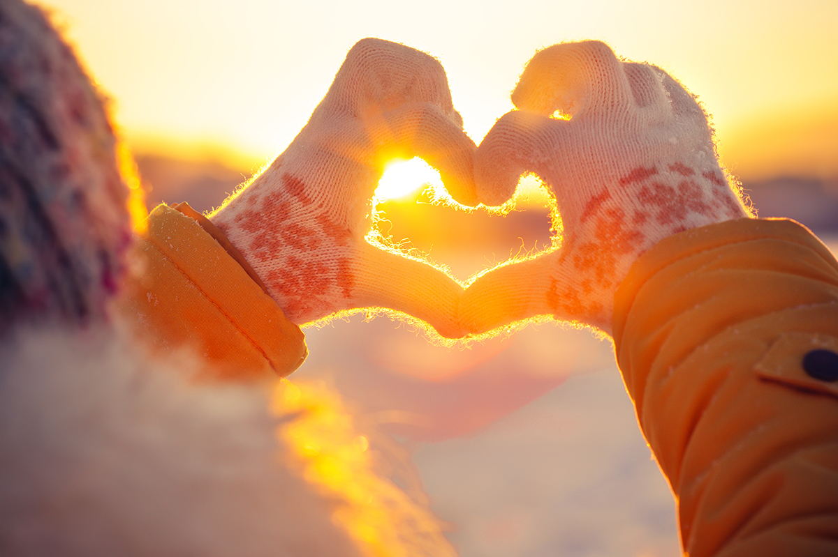 Warm hearts this winter
